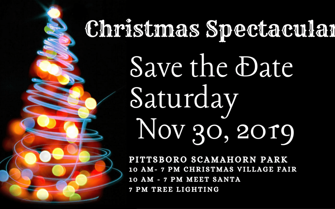 Christmas Town 2019.Christmas Spectacular Town Of Pittsboro Indiana